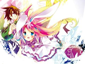 Photo Bunnygirl Rabbit ears Anime