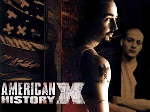 Desktop wallpapers American History X film