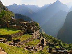 Fotos Ruinen Peru