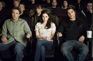 Photo The Twilight Saga New Moon The Twilight Saga Kristen Stewart Taylor Lautner  film