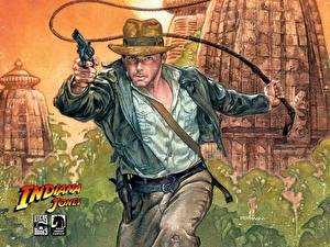 Desktop wallpapers Indiana Jones Movies
