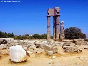 Fotos Ruinen Griechenland