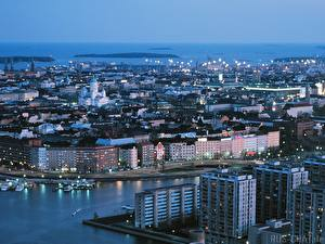 Hintergrundbilder Haus Finnland Helsinki
