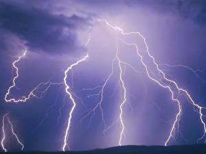 Bilder Naturkraft Blitz