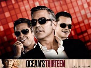 Desktop wallpapers Ocean's Thirteen film