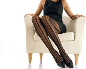 Hintergrundbilder Großansicht Strumpfhose  High Heels Bein Mädchens