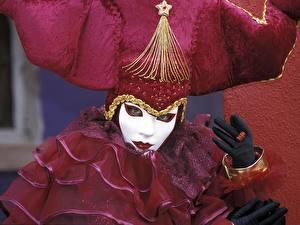 Papéis de parede Feriados Carnaval e baile de máscaras