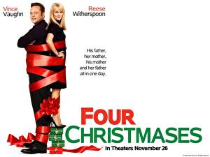 Pictures Four Christmases film