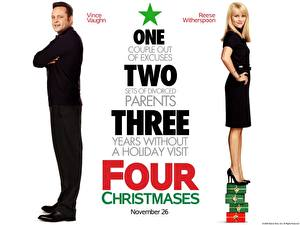 Desktop wallpapers Four Christmases Movies