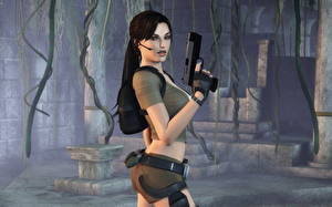 Fotos Tomb Raider Tomb Raider Legend Lara Croft