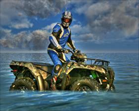 Fotos ATV Motorrad