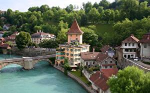 Bilder Gebäude Schweiz Bern