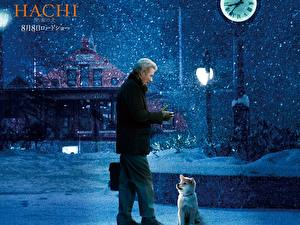 Pictures Hachiko: A Dog's Story
