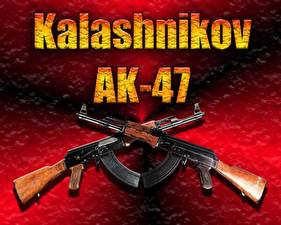 Fotos Sturmgewehr AK 47