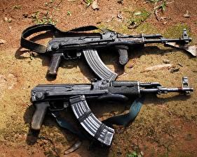 Bilder Sturmgewehr AK 47