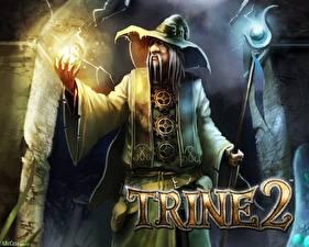 Hintergrundbilder Trine Magier Hexer 2 Spiele