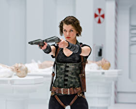 Pictures Resident Evil - Movies Resident Evil 4: Afterlife Milla Jovovich film