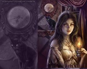Fotos & Bilder Cris Ortega The Witching Hour Fantasy fotos