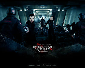 Pictures Resident Evil - Movies Resident Evil 4: Afterlife Milla Jovovich