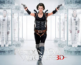 Image Resident Evil - Movies Resident Evil 4: Afterlife Milla Jovovich