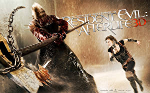 Picture Resident Evil - Movies Resident Evil 4: Afterlife Milla Jovovich