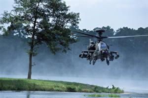 Bilder Hubschrauber AH-64 Apache Longbow