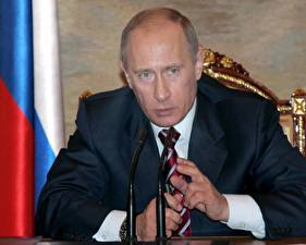 Bilder Vladimir Putin Präsident