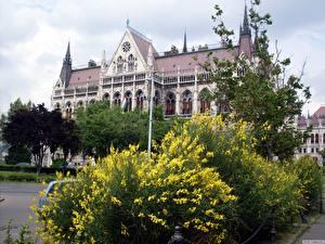 Hintergrundbilder Ungarn Budapest