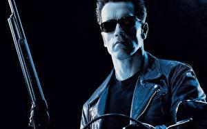 Wallpaper The Terminator  Terminator 2: Judgment Day