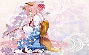 Bilder Kitsune Anime