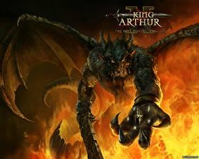 Fotos & Bilder King Arthur Krallen  Spiele fotos