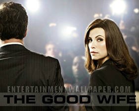 Wallpapers The Good Wife (TV series) film