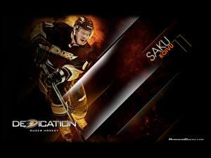 Wallpapers Hockey SAKU KOIVU