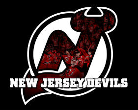 Picture Hockey NEW JERSEY DEVILS