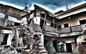 Fotos Ruinen  Städte