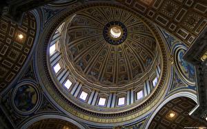 Fotos Tempel Kuppel Basilica di San Pietro, Vatican Städte
