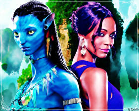 Images Avatar Zoe-Neytiri-avatar