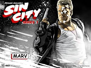 Wallpapers Sin City Movies