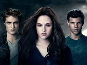 Pictures The Twilight Saga New Moon The Twilight Saga Robert Pattinson Kristen Stewart Taylor Lautner film