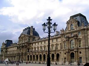 Bakgrunnsbilder Frankrike Gatebelysning Byer