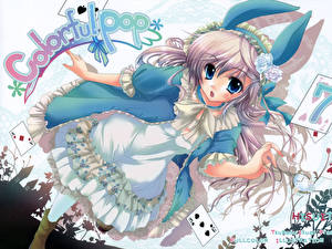 Wallpaper Bunnygirl Rabbit ears Anime