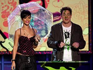 Photo Rihanna Celebrities Girls