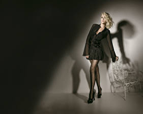 Pictures Ana Hickman Pantyhose