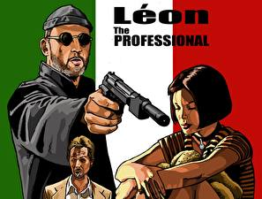 Wallpapers Leon Movies