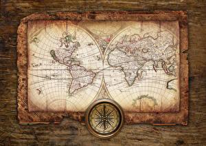 Hintergrundbilder Geographie Karte Kompass