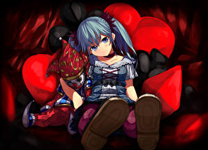 Wallpapers Vocaloid Anime