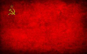 Hintergrundbilder Flagge Sowjetunion Hammer und Sichel Rot