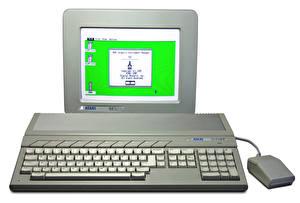 Images Keyboard Monitor atari sc 1224 1040 st