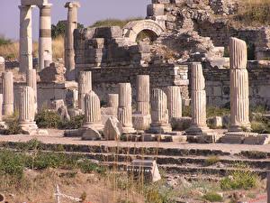 Fotos Ruinen Türkei