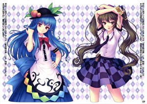 Hintergrundbilder Touhou Collection Anime